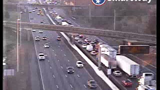 I-24 east backup due to disabled vehicle.
