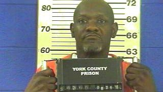 Marvin James Andrews, 53, of the 300 block of North Beaver Street, York.
