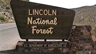 The fire danger rating on the Lincoln National Forest in all three ranger districts was reduced to low.