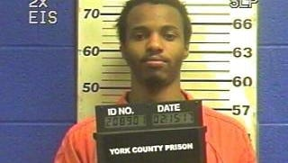 Timothy Hannah Jr., pictured in a mugshot from February 2017.