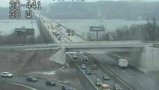 An accident at the Columbia Exit has been cleared according to 511PA.