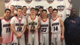The Annapolis Christian Academy boys basketball team won the TCAL National Championship last week in Wichita, Kan. Team members: Paxton Williams; Henry Messner; Baron Hays; Travis Brown; Jack Carter; Evan Rodriguez; Chase Hays; Joshua Chesney; Xavier Perez; Christian Hansen; coach Willie Harper