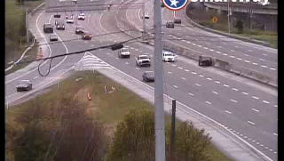 Rollover crash on I-65 south in Brentwood on April 3, 2017