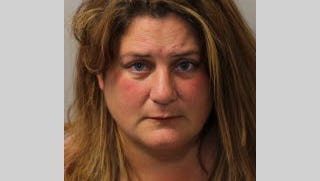 Jennifer Amison, a 41-year-old Tallahassee Police officer, was arrested in connection with a charity scam pledging money to the families of dead first responders. Warrants for her husband, 43-year-old Joseph Amison, have been issued but he has not  surrendered.