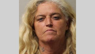 Helen S. Ashby, 53, is accused of stealing $4,8000 from the man. She was arrested on 24 counts including fraudulent use of a credit card, theft from a person over 65 and criminal use of personal information.