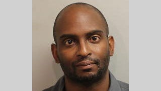 Marvin Lavan Perry Jr.is accused of human trafficking among other sex crimes.