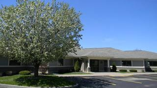 Gesche Funeral Home is located at 4 South Grand Ave., Neillsville.