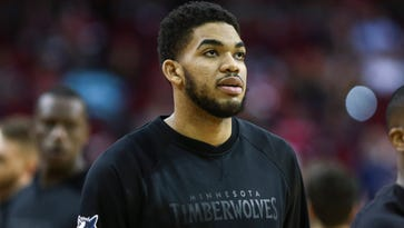 Karl-Anthony Towns says NBA should remove marijuana from list of banned substances
