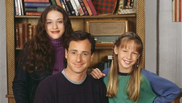 That's young Brie, right, with Kat Dennings and Bob
