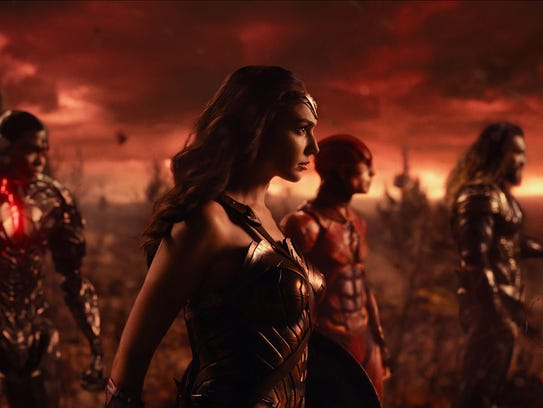 Wonder Woman has a bright future, but the overall DC Universe is sinking.