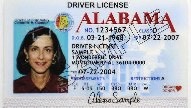 An Alabama drivers license is going to cost you more.
