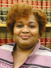 Cynthia Elliott, a member of the Rochester school board