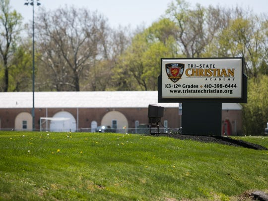 Tri-State Christian Academy in Elkton, Md.. is in the process of being taken over by Reach Christian Schools near Glasgow.