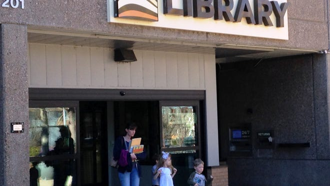 Applications are being sought for two openings on the Poudre River Public Library District Board of Trustees.