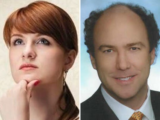 Russian agent Maria Butina's ex-boyfriend Paul Erickson indicted