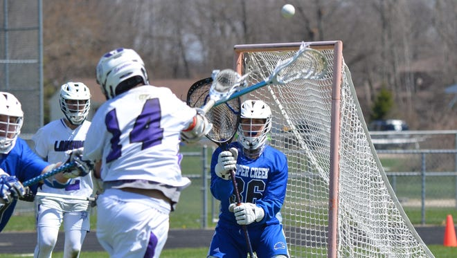As the Enquirer begins its #CelebrateSeniors series, the writer ponders a spring without being able to watch his nephew Storm Rowles play his final season for the Harper Creek lacrosse team as the Beavers goalie.