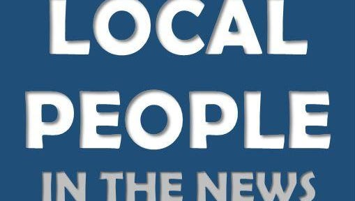 Local people in the news