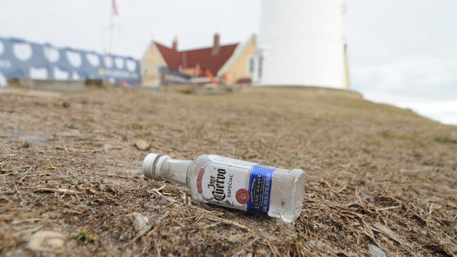Selectmen in Mashpee are giving members of the business community until November to come up with a solution to issues with littering and drinking and driving often associated with the sale of alcoholic nip botttles. The board has proposed banning their sale in town.