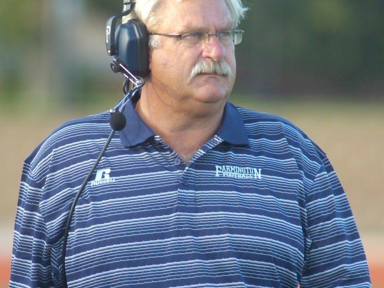 Coach John Bechtel believes he has another winner at Farmington.