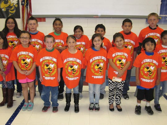 Students were rewarded for exemplifying fairness.