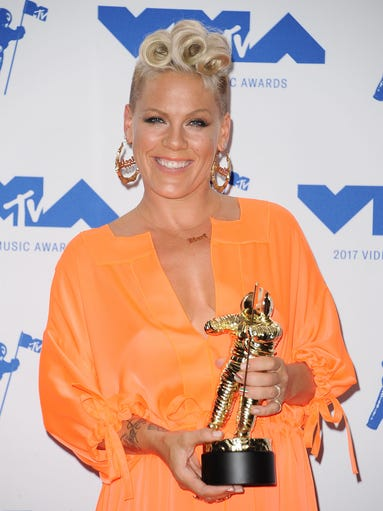 Pink is releasing her seventh studio album 'Beautiful