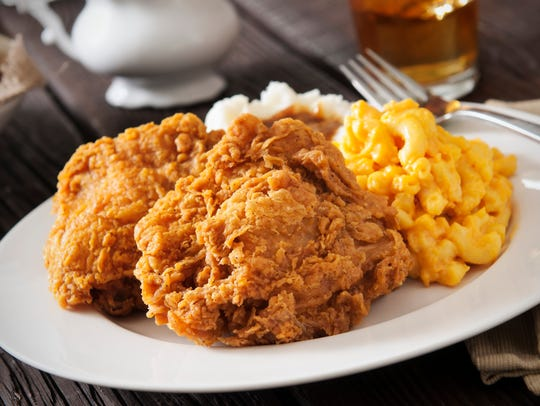 Chicken is on the menu for the Foley Presbyterian Church
