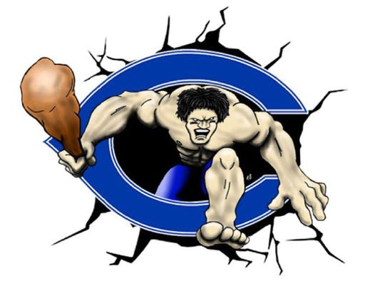 The new design for Carlsbad Cavemen athletics.