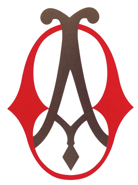 Oldest known Opel logo