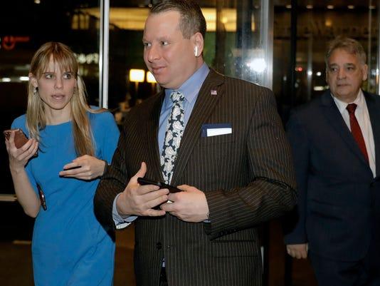 Former Trump aide Sam Nunberg