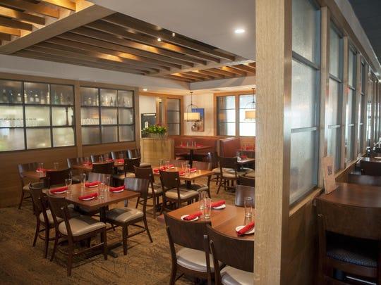 Interior of Redz Restaurant in Mount Laurel.