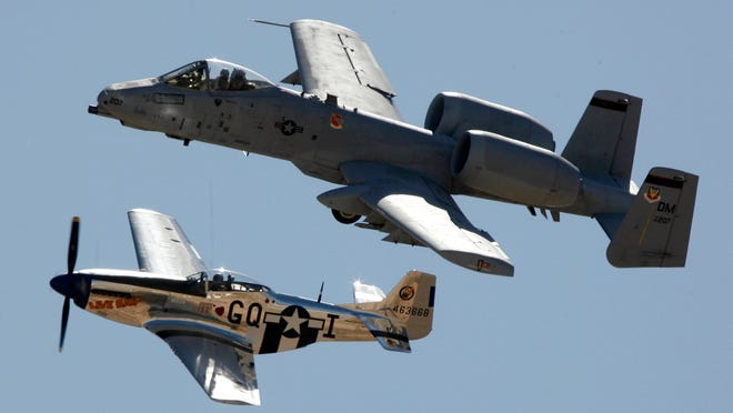 The Obama administration's budget proposal to be unveiled next week will not call for elimination of the A-10 fighter jet, which has a major presence at Davis-Monthan Air Force Base in Tuscon.