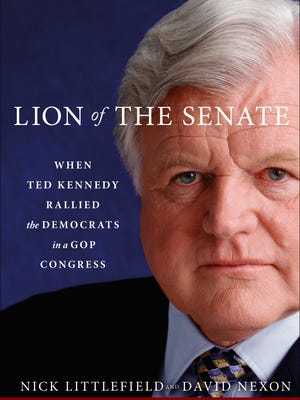 'Lion of the Senate' by NIck Littlefield and David Nexon