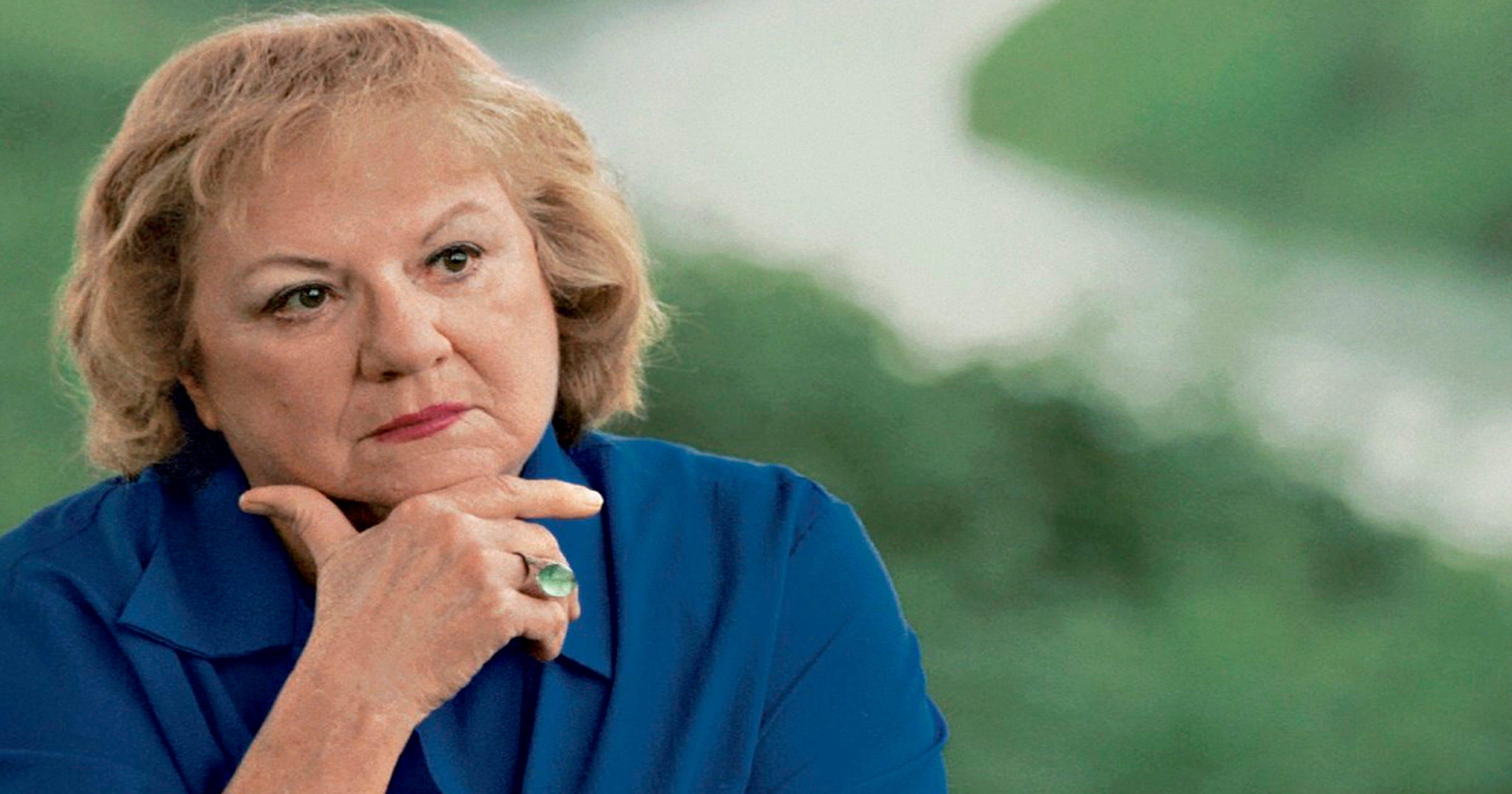 1c3a3bde7 True-crime author Ann Rule dies at age 83