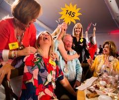 Naples Winter Wine Festival auction raises more than $15 million, 'all for the kids'