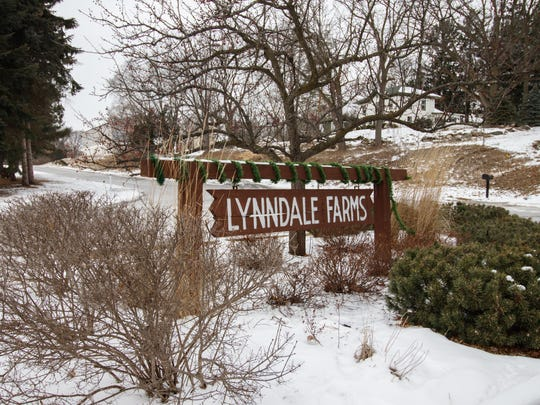 Lynndale Farms subdivision sits atop  the now-defunct
