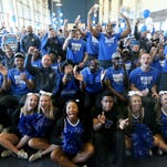 MTSU gets No. 12 seed, faces Minnesota in NCAA Tournament
