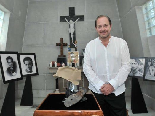 Mario Arturo Moreno Ivanova murió a los 56 años de