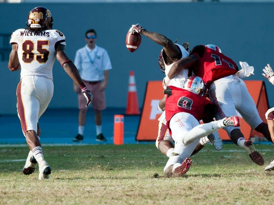Western Kentucky vs. Central Michigan in the Popeyes Bahamas Bowl
