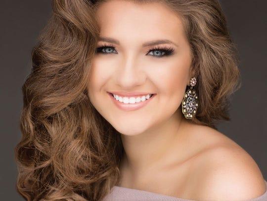 Miss Music City Chloe Hubbard