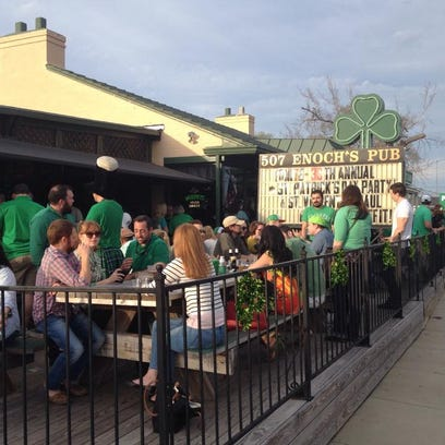 Enoch's set for 39th annual St. Patrick's celebration