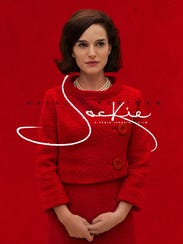 """The movie poster for """"Jackie."""""""