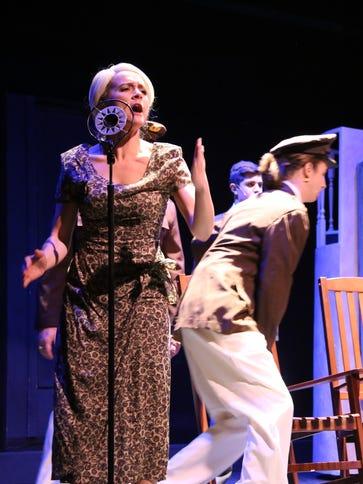 "The Stage Door brings Argentina to St. George in ""Evita"""