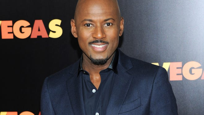 """This 2013 file photo shows actor Romany Malco at the premiere of """"Last Vegas"""" at the Ziegfeld Theatre in New York. Malco stars in """"Think Like A Man Too,"""" the sequel to """"Think Like A Man"""" a film adapted from Steve Harvey's best-selling relationship advice book."""