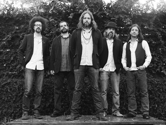 Black Crowes co-founder Rich Robinson and his touring