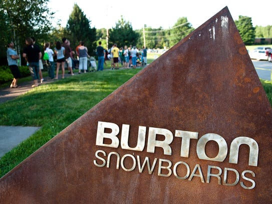 Burton Snowboards head quarters in Burlington, Vermont.