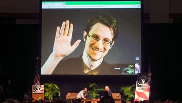 Wolff: The curious case of Edward Snowden and Russian hacks