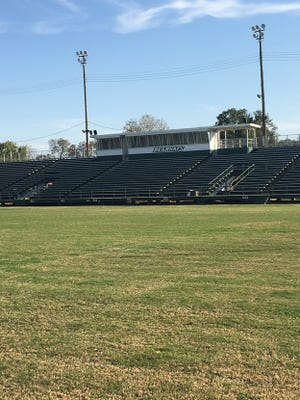 Bossier High's Memorial Stadium will soon have artificial turf.