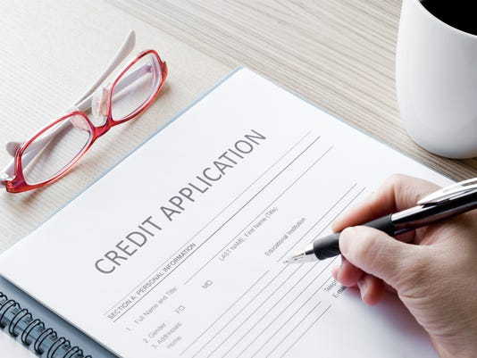 application form credit