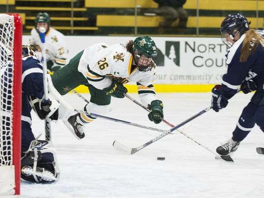 Yale vs. Vermont Women's Hockey 12/31/16