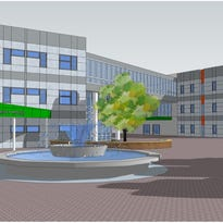 FAMU's planned student service center will be built on Wahnish Way
